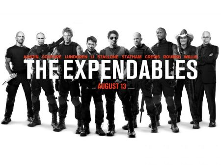 Free The Expendables Cast Wallpaper