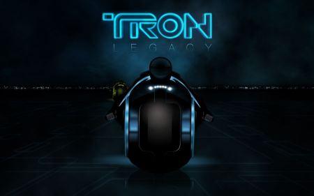Free Tron Legacy Light Cycle