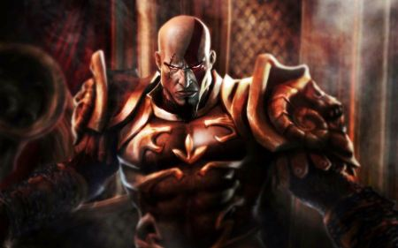 Free Kratos God of War