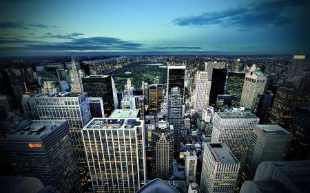 Free Manhattan New York USA