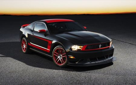 Free 2012 Ford Mustang Boss