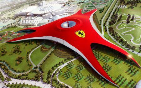 Free Ferrari World