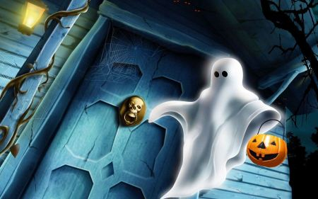 Free Halloween Ghost