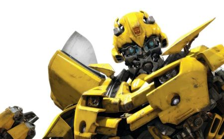 Free Bumble Bee Transformers Poster Wallpaper