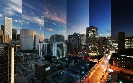 Free Toronto Reflections Canada