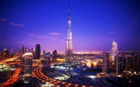 Free Burj Khalifa Tower Dubai