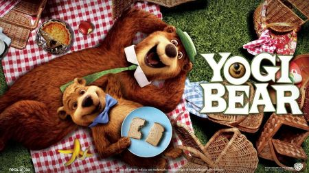 Free Yogi Bear Picnic Wallpaper