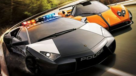 Free Need for Speed Hot Pursuit 2010