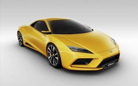 Free 2010 Lotus Elan Concept Car