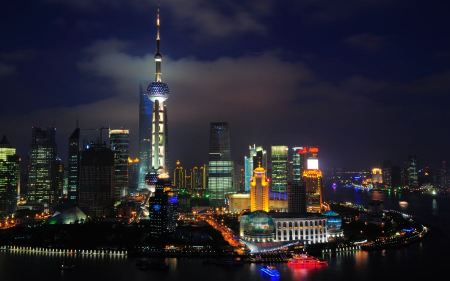 Free Shanghai Nights China
