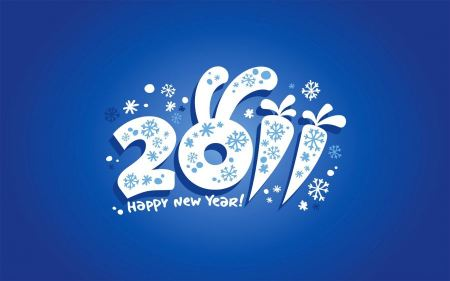 Free 2011 New Year Wishes