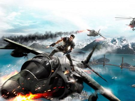 Free Just Cause 2 HD