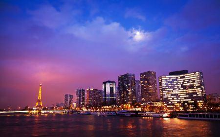Free Paris Nights