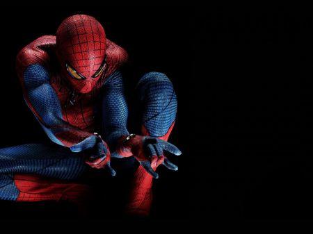Free Amazing Spider Man Dark Wallpaper