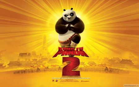 Free Kung Fu Panda 2 Movie Poster