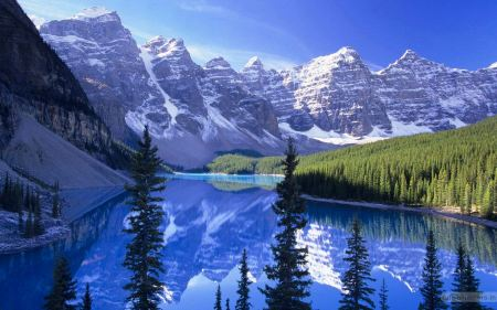 Free Alberta National Park Canada