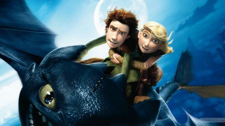 Free How To Train Your Dragon Riding Dragon
