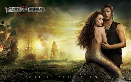 Free Philip and Syrena in Pirates of the Caribbean on Stranger Tides
