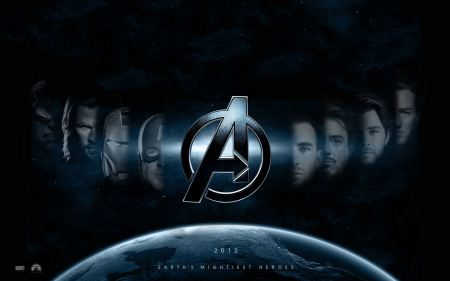 Free The Avengers Cast Poster