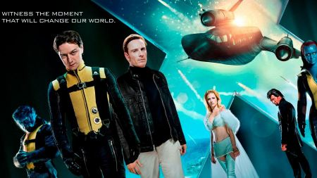 Free X-Men First Class Cast