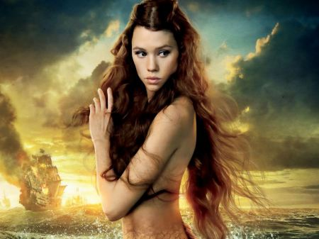 Free Syrena in Pirates of the Caribbean 4 On Stranger Tides