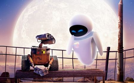 Free WALL-E and Eve