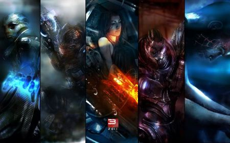 Free 2011 Mass Effect 3