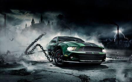 Free Mustang Monster