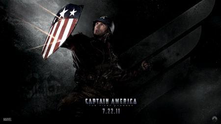 Free Chris Evans in Captain America Dark