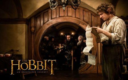 Free Bilbo Baggins from The Hobbit