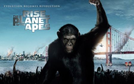 Free Rise of the Planet of the Apes San Francisco