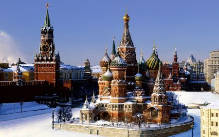Free Red Square Russia