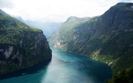Free Beautiful Fjord Norway