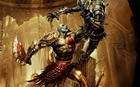 Free 2011 God of War 3 Game