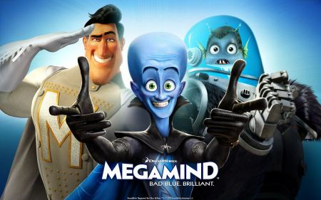 Free Megamind Characters
