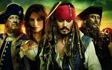 Free Pirates of the Caribbean on Stranger Tides Cast