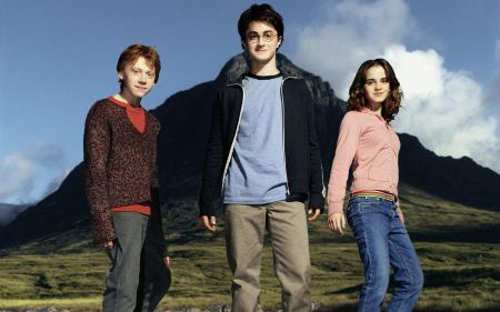 Free Cast of Harry Potter