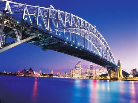 Free Amazing Sydney Bridge