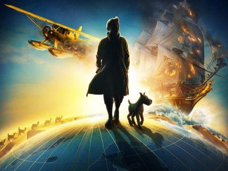 Free The Adventures of Tintin Wallpaper