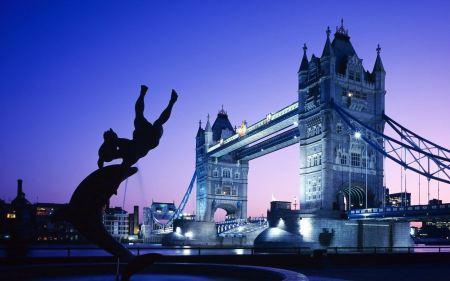 Free London Tower Bridge UK