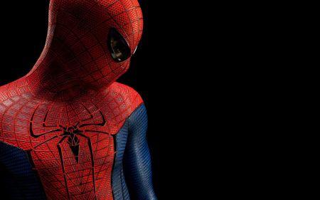 Free The Amazing Spider Man Dark Wallpaper