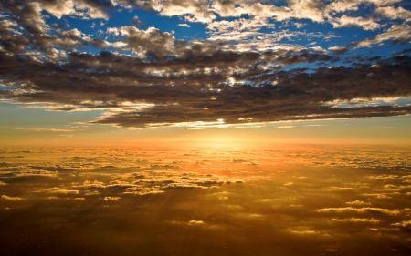 Free Golden Sunset