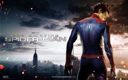 Free Andrew Garfield in The Amazing Spider Man