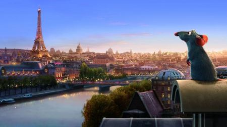 Free Ratatouille Wallpaper