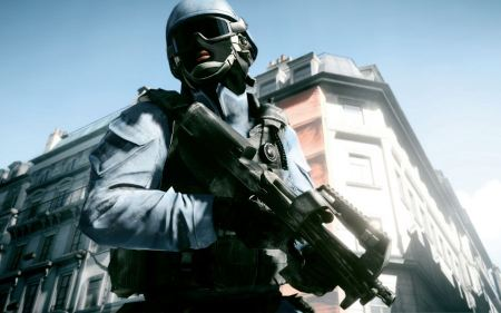 Free Battlefield 3 Paris