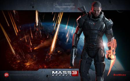 Free 2012 Mass Effect 3 Game