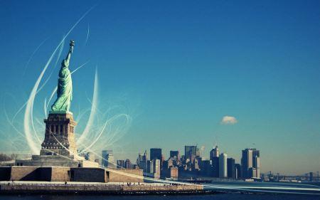 Free New York's Statue of Liberty