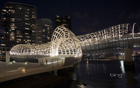 Free Webb Bridge Australia