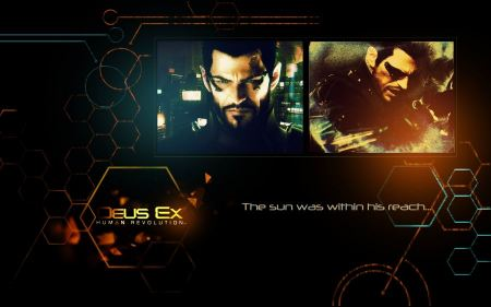 Free Deus Ex Human Revolution 2011