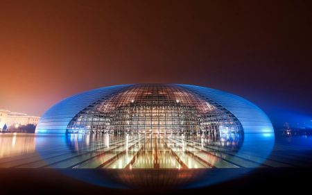 Free National Grand Theatre China